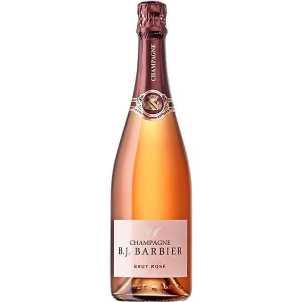 Champagne B. J. Barbier Brut Rosé