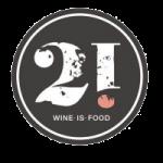 Restaurante 21 Wine is Food